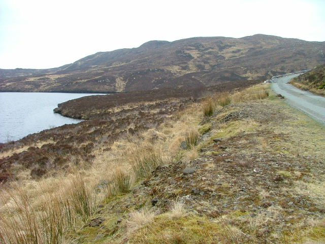Southern Shore of Loch Dhughaill