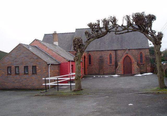 All Saints Church, Buckley