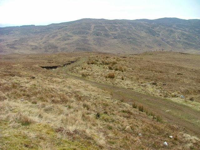 Track to Dalavil