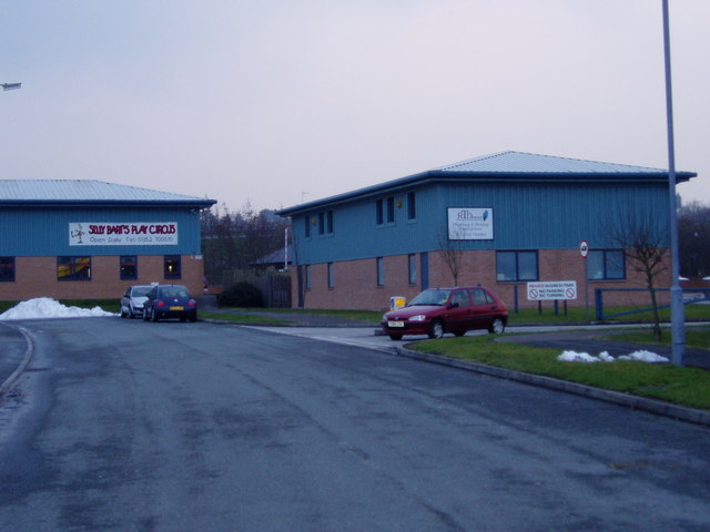 Mold Industrial Estate