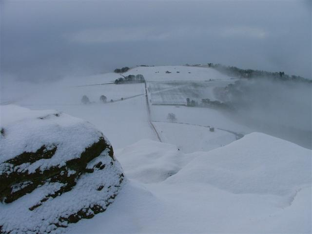 Cliff Rigg From Roseberry