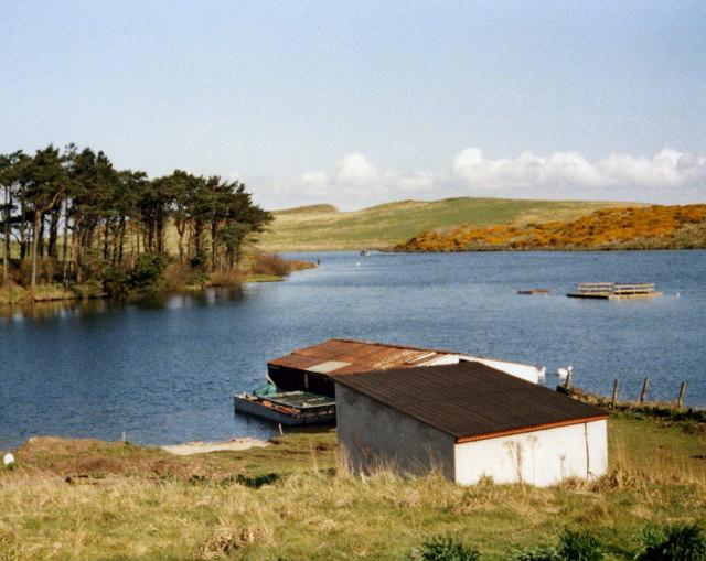 Coldingham Loch