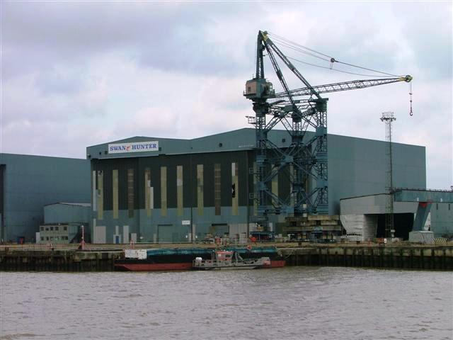 Former Oil Rig Module Fabrication Yard