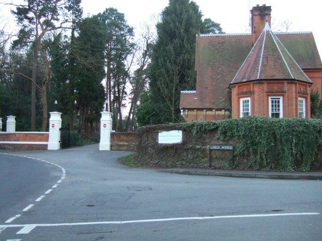 Lodge at Northcote House