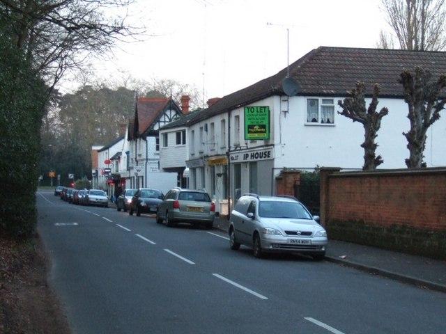 Silwood Road