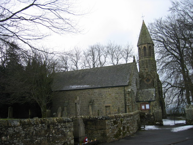 St Giles Church, Birtley