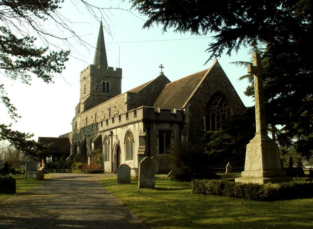 St. Mary the Virgin church, Kelvedon, Essex