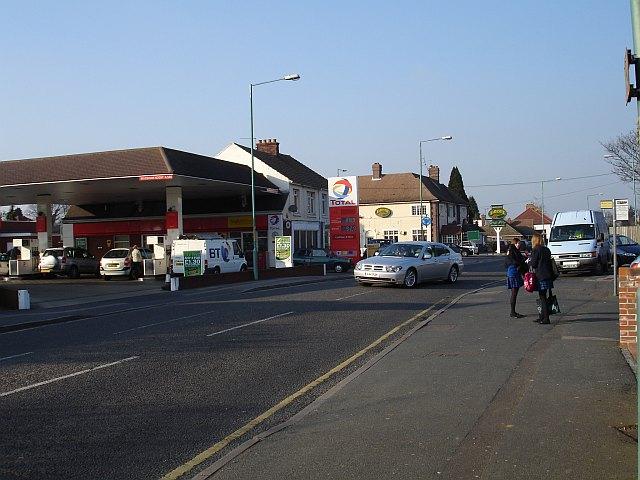 Maidstone Road, Wigmore