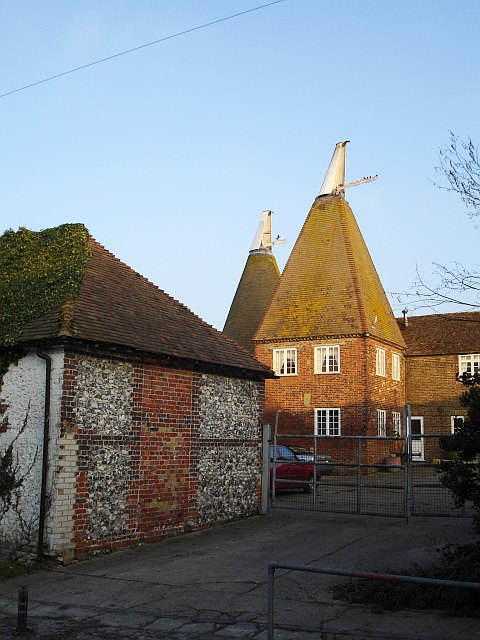 Meresborough Oast Farm
