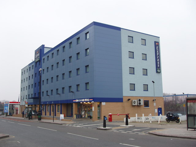 Hotel, Victoria Road, North Acton