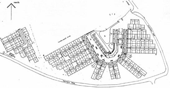 Blueprint of Bishopsfield