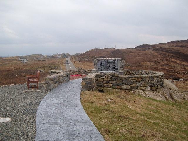 Kinloch War Memorial