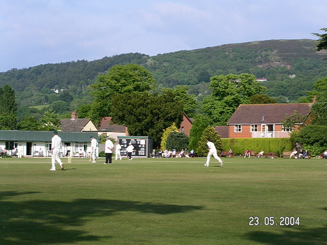 Colwall cricket ground