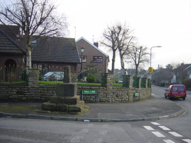 Cronton Cross, Town End, Cronton.
