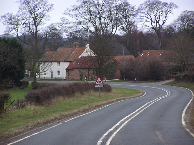 Nag's Head Farm. Croft Road, Nr.Darlington