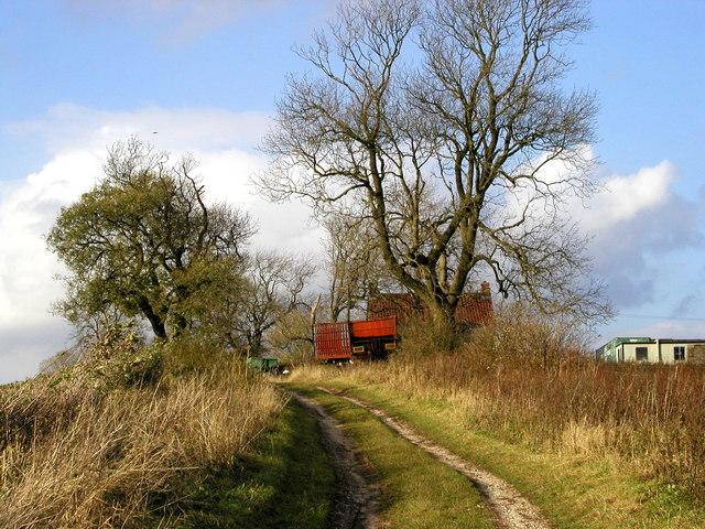 Trackside farm