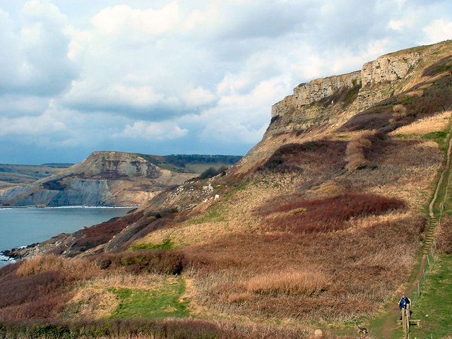 Walk From St Aldhelm's Chapel to Chapman's Pool