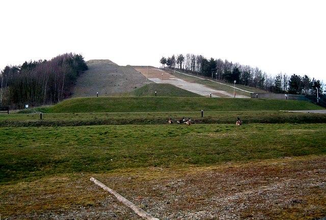 Dry Ski Slope, Watermead, Aylesbury