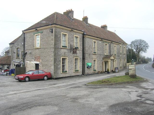 Old Down Inn, Emborough Crossroads