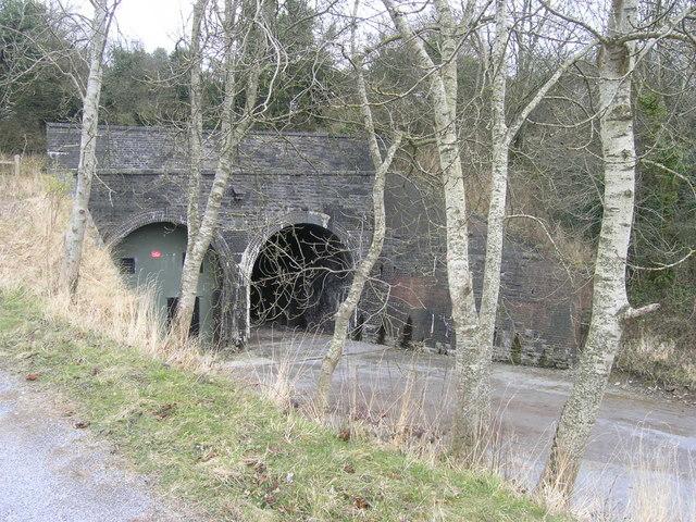 Chilcompton Railway Tunnel