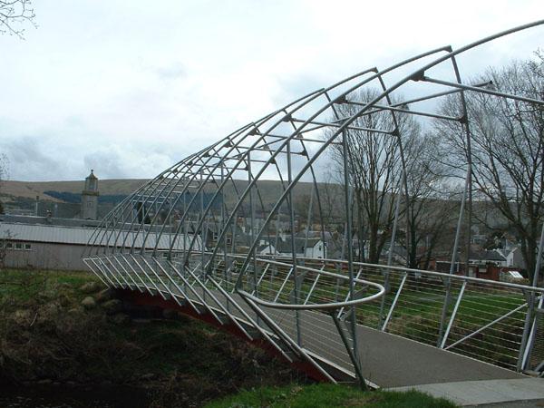 Dailly bridge