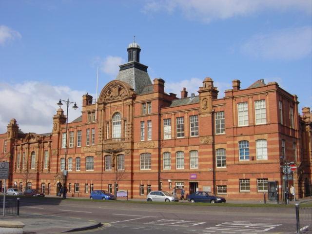 Former School, Conway Street, Birkenhead