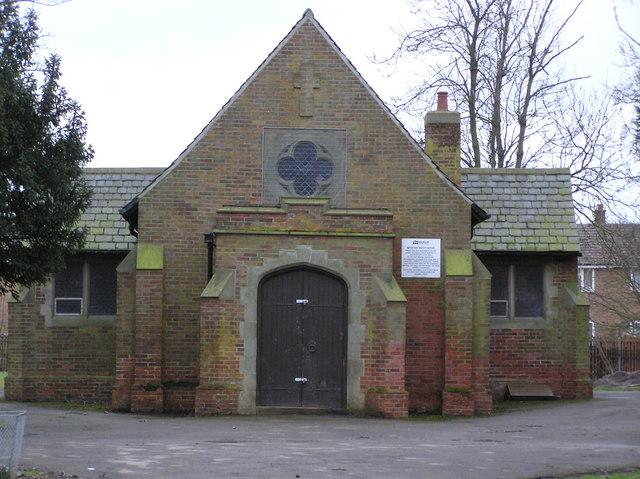 Eastbourne Cemetery Chapel : Darlington