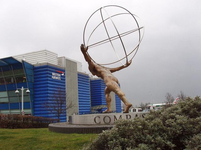 Compass Centre, British Airways, Heathrow
