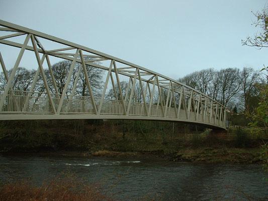 Annan Millennium Bridge