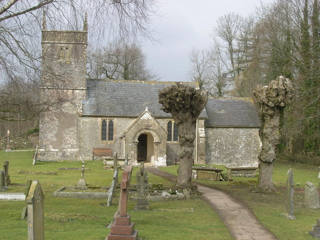Holcombe, Old Church of St Andrew