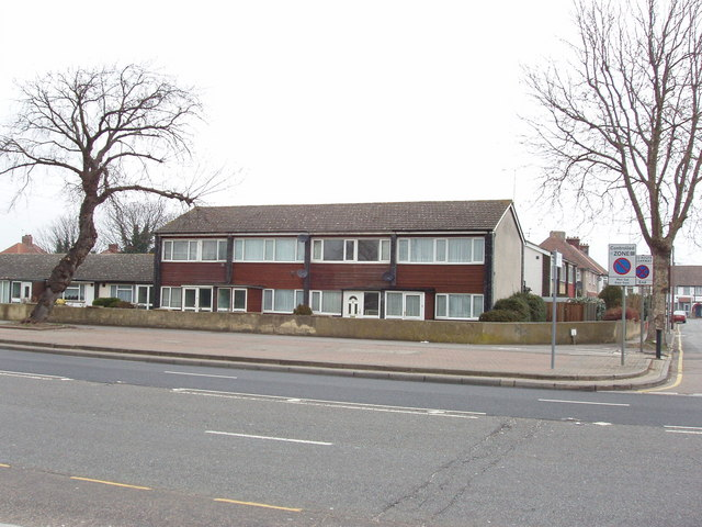 Houses on Bath Road, Harmondsworth