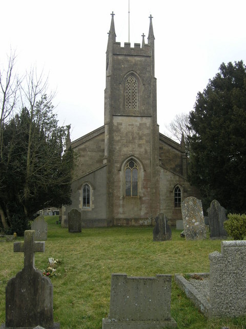 Coleford, Holy Trinity Church