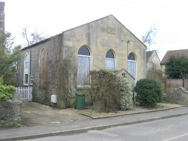 Leigh-on-Mendip - Primitive Methodist Church