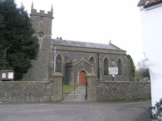 Stoke St Michael Church