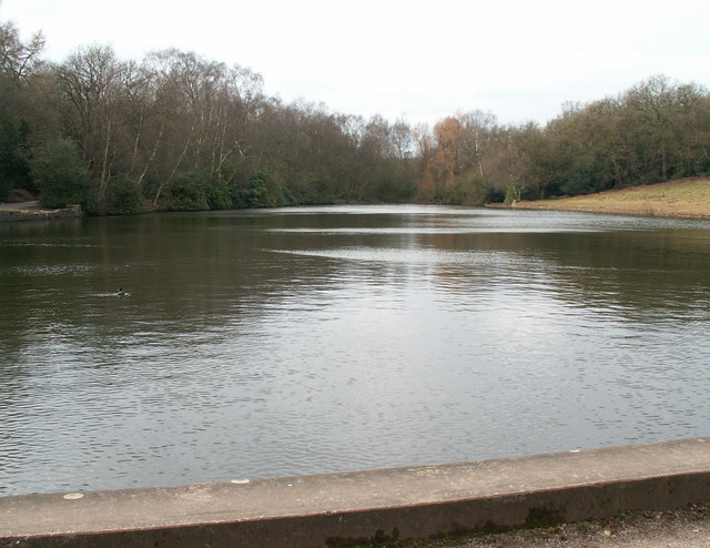 Keepers Pool, Sutton Park