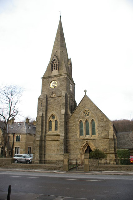 St James Church, Waterfoot, Rossendale