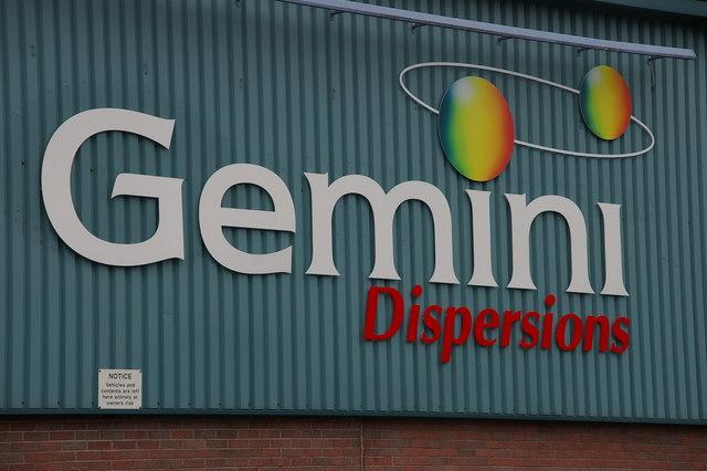 Gemini Dispersions