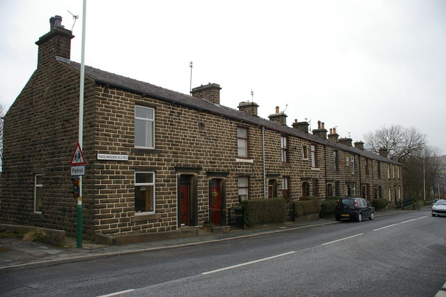 129 to 113, Haslingden Old Road, Rawtenstall