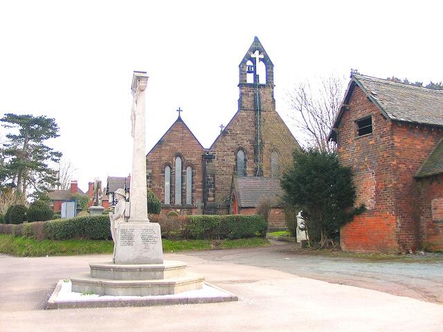 Forsbrook Parish Church