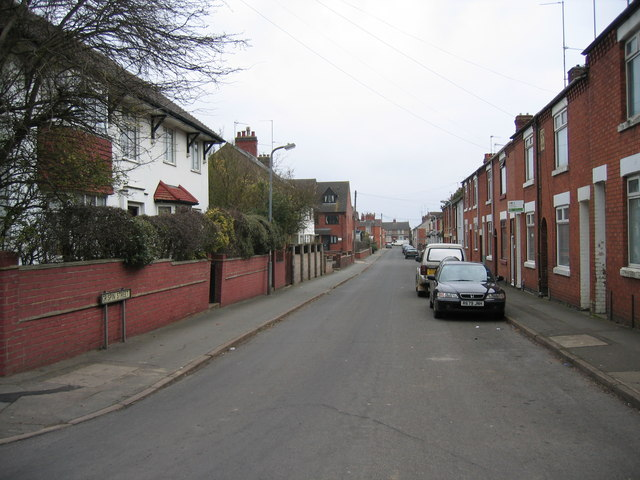 Crispin Street Rothwell