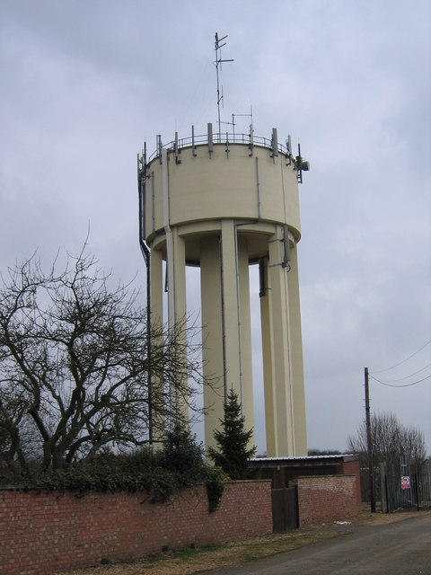 Water Tower Rothwell