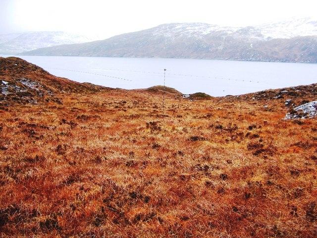 Peat Bog, Isle of Lewis