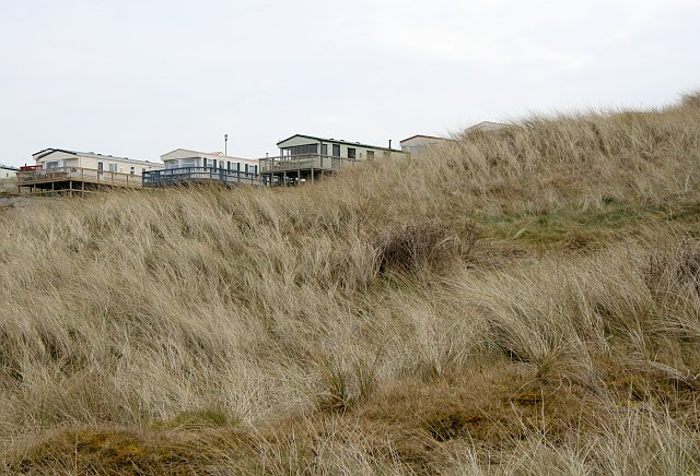 Holiday Chalets on Perran Sands