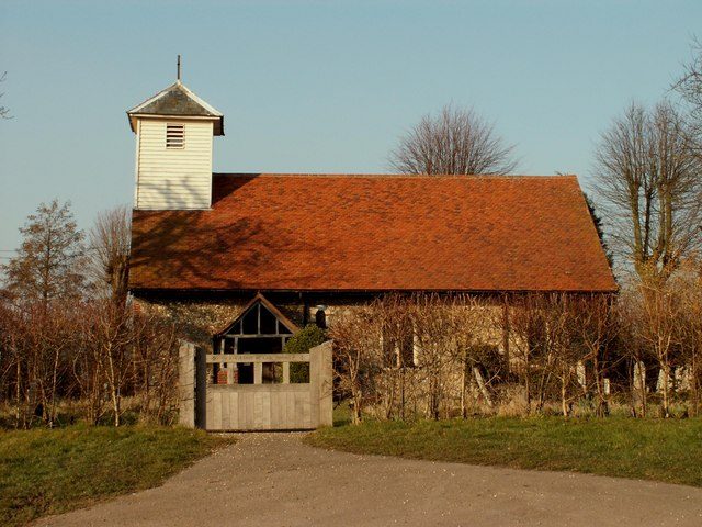 St. James the Less church, Little Tey, Essex