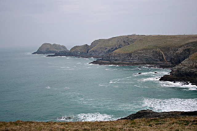 Looking North from Ligger Point