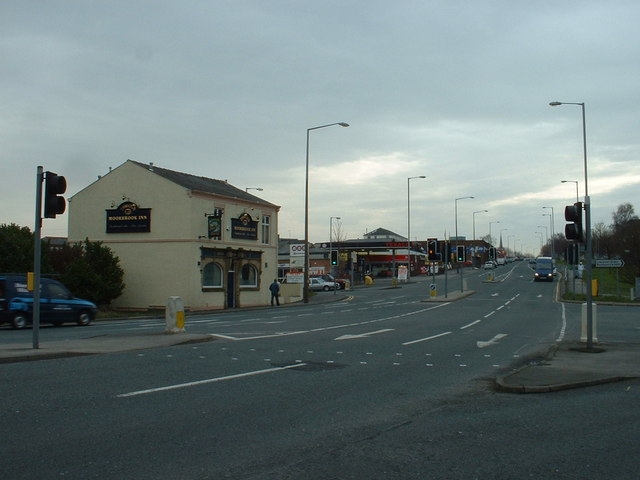 North Road, Preston