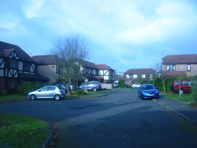 Walmer Close. SOUTHWATER