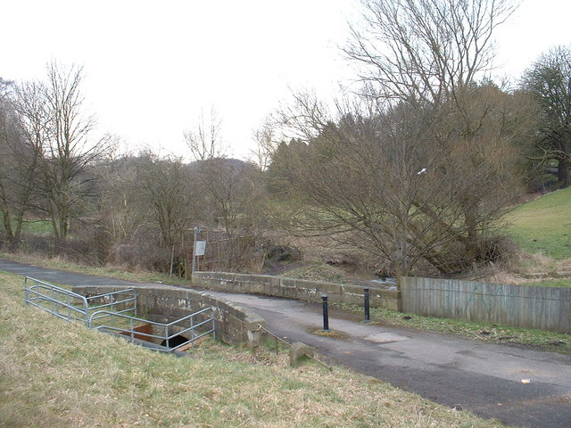 Bridge over Savick Brook