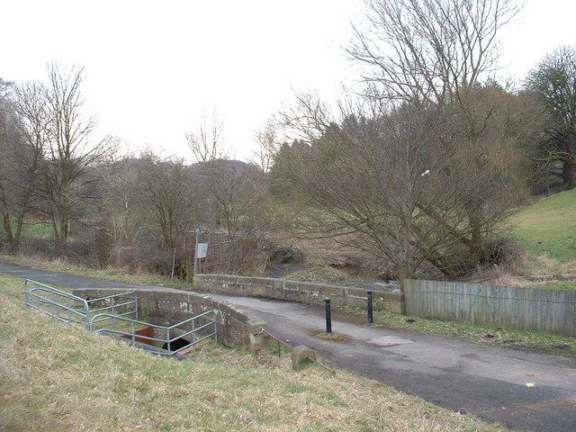 Bridge over Savick Brook
