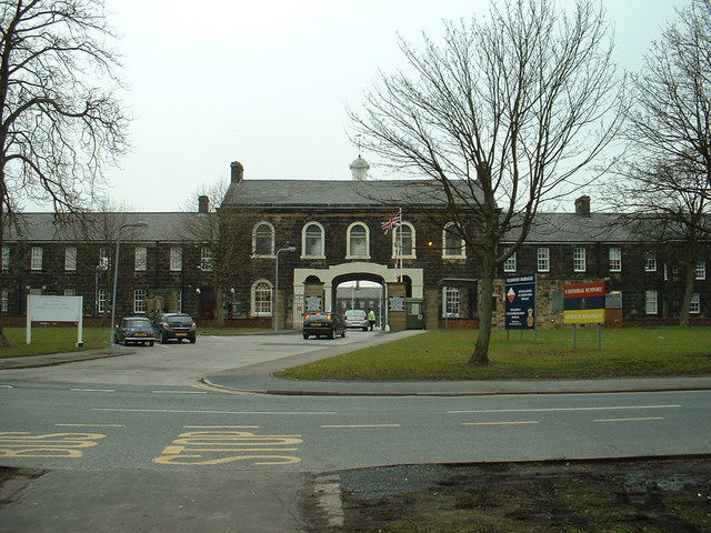 Fulwood Barracks
